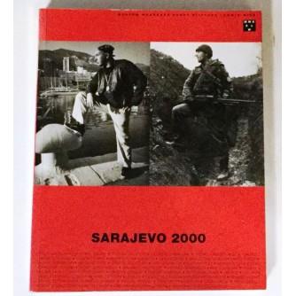 SARAJEVO 2000 : UMJESTNOST MONOGRAFIJA
