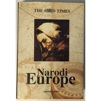 FELIPE FERNANDEZ ARMESTO : NARODI EUROPE