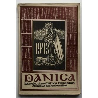 DR. JOSIP ANDRIĆ : KALENDAR HRVATSKOG KNJIŽEVNOG DRUŠTVA SV. JERONIMA : DANICA 1943