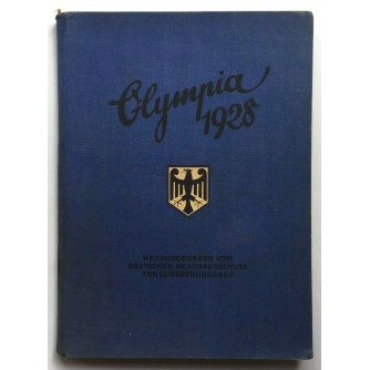 OLIMPIJSKE IGRE : AMSTERDAM 1928