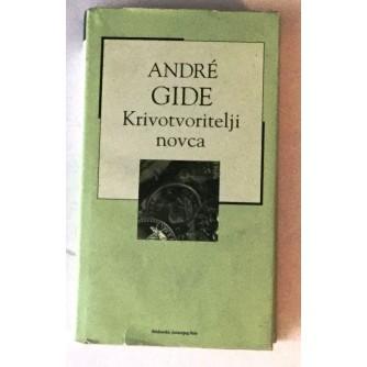 ANDRE GIDE : KRIVOTVORITELJI NOVCA