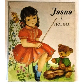 LUCE LAGARDE : JASNA I VIOLINA