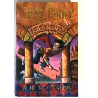 J. K. ROWLING : HARRY POTTER I KAMEN MUDRACA