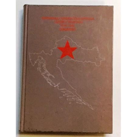 PARTIZANSKA I KOMUNISTIČKA REPRESIJA I ZLOĆINI U HRVATSKOJ 1944-1946 DOKUMENTI