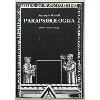 ALEXANDRE WIDHOFF : PARAPSIHOLOGIJA