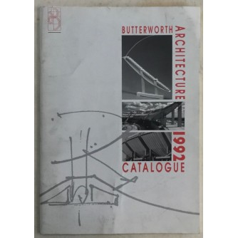 BUTTERWORTH : ARCHITECTURE 1992 CATALOGUE