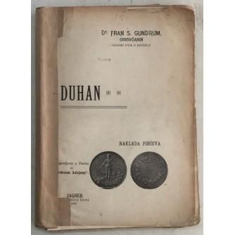 DR. FRAN S. GUNDRUM ORIOVČANIN : DUHAN