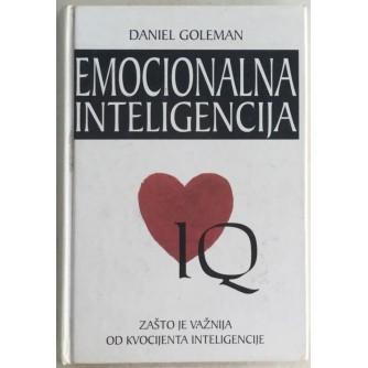 DANIEL GOLEMAN : EMOCIONALNA INTELIGENCIJA