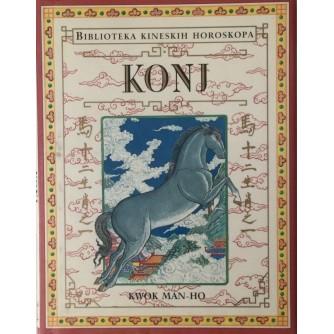 KWOK MAN-HO : KONJ : BIBLIOTEKA KINESKIH HOROSKOPA
