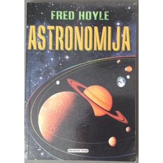 FRED HOYLE : ASTRONOMIJA
