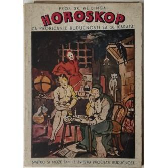 PROF. DR. WEIDING : HOROSKOP