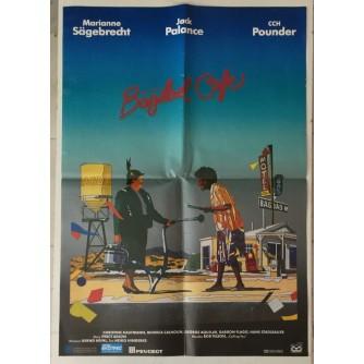PERCY ADLON'S BAGDAD CAFE : FILMSKI PLAKAT