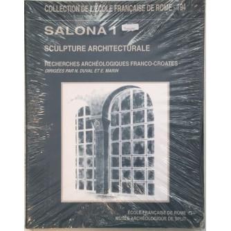 DUVAL-MARIN : SALONA I , SCULPTURE ARCHITECTURALE