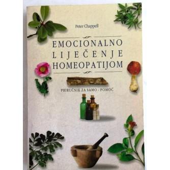 PETER CHAPPELL : EMOCIONALNO LIJEČENJE HOMEOPATIJOM