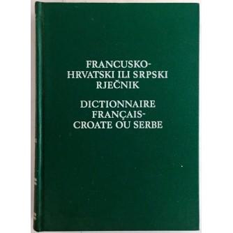 PUTANEC : FRANCUSKO HRVATSKI ILI SRPSKI RJEČNIK