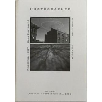 BORIS CVJETANOVIĆ PHOTOGRAPHED  ON TOUR AUSTRALIA 1998. & CROATIA 1999.