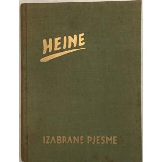 HEINRICH HEINE : IZABRANE PJESME