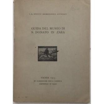 GUIDA DEL MUSEO DI S. DONATO IN ZARA