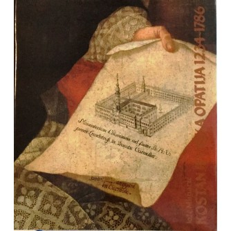 JOŽE MLINARIĆ : KOSTANJEVIŠKA OPATIJA 1234-1786.
