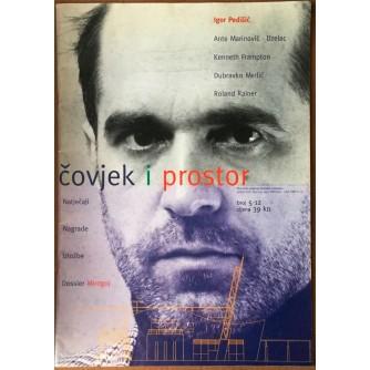 ČOVJEK I PROSTOR : MJESEČNIK UDRUŽENJA HRVATSKIH ARHITEKATA BROJ 5/12 1995.