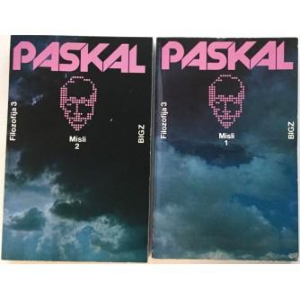 BLAISE PASCAL : MISLI 1-2