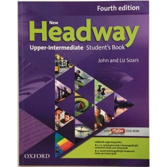 JOHN AND LIZ SOARS : NEW HEADWAY UPPER INTERMEDIATE STUDENT'S BOOK