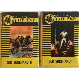 KARL MAY : OLD SUREHAND I-II
