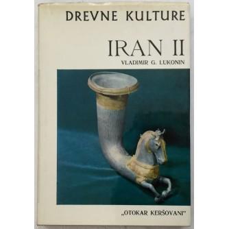 VLADIMIR LUKONIN : IRAN II , OD SELEUKIDA DO SASANIDA , EDICIJA DREVNE KULTURE