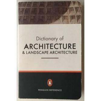 FLEMING , HONOUR , PEVSNER : ARCHITECTURE AND LANDSCAPE ARCHITECTURE