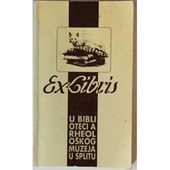 EMILIO MARIN : EX LIBRIS U BIBLIOTECI ARHEOLOŠKOG MUZEJA U SPLITU