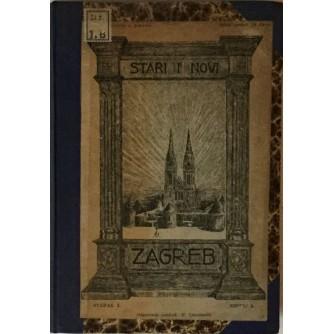 EMILIJ LASZOWSKI : STARI I NOVI ZAGREB