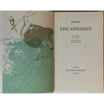 HOMER : THE ODYSSEY