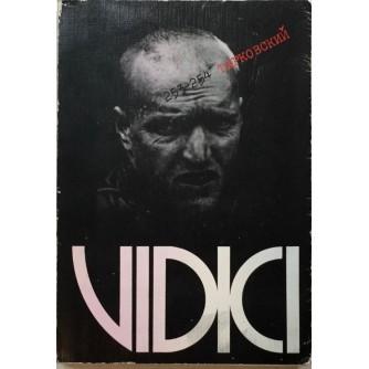 VIDICI , ČASOPIS ZA KULTURU , UMJETNOST I DRUŠTVENA PITANJA , TARKOVSKI , BROJ 253/254  GODINA 1987.