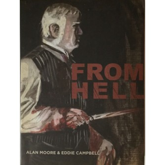 ALAN MOORE & EDDIE CAMPBELL : FROM HELL , STRIP