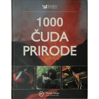 BRIGHT-BURNIE-CONSTABLE-SIMONS : 1000  ČUDA PRIRODE