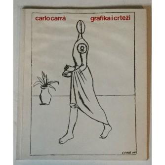 CARLO CARRA : GRAFIKA I CRTEŽI : OPREMIO IVAN PICELJ