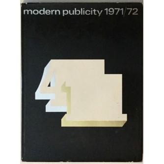 FELIX GLUCK : MODERN PUBLICITY 1971-72