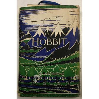 TOLKIEN J.R.R. : THE HOBBIT , THERE AND BACK AGAIN