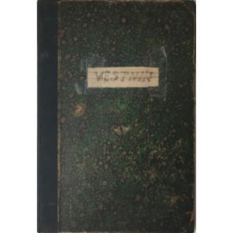 VESTNIK TEHNIČKEGA ODBORA JUGOSLOVENSKEGA SOKOLSKOG SAVEZA , BROJ 1-12  GODINA PRVA , 1921.