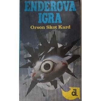ORSON SCOTT CARD : ENDEROVA IGRA