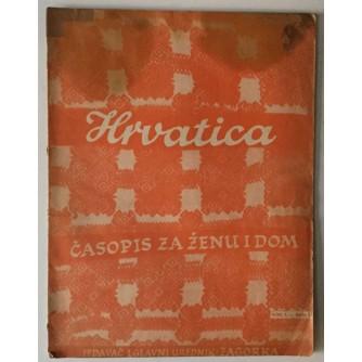 HRVATICA ČASOPIS ZA ŽENU I DOM : 1939. BROJ 3