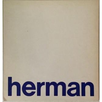 OSKAR HERMAN , KATALOG IZLOŽBE U GALERIJI SUVREMENE UMJETNOSTI 1969.