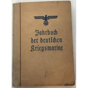 JAHRBUCH DER DEUTSCHEN KRIEGSMARINE 1941.
