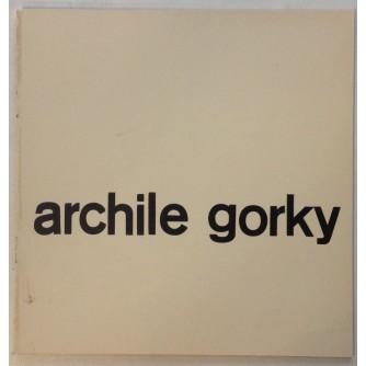 ARSHILE GORKY KATALOG IZLOŽBE 1966. : OPREMIO IVAN PICELJ