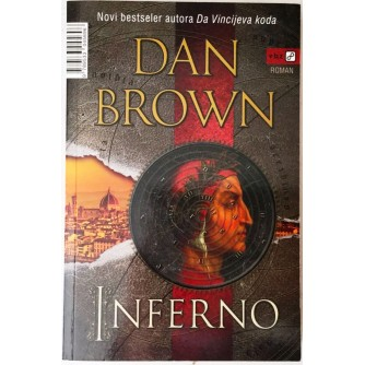 DAN BROWN : INFERNO