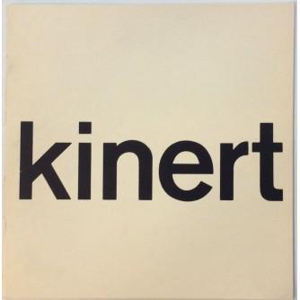 ALBERT KINERT KATALOG IZLOŽBE 1965. : OPREMIO IVAN PICELJ