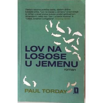 PAUL TORDAY : LOV NA LOSOSE U JEMENU