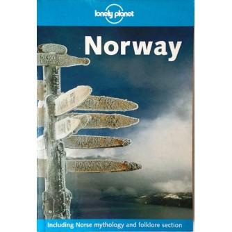 GRAEME CORNWALLIS : ANDREW BENDER : DEANNA SWANEY : NORWAY : LONELY PLANET TURISTIČKI VODIČ