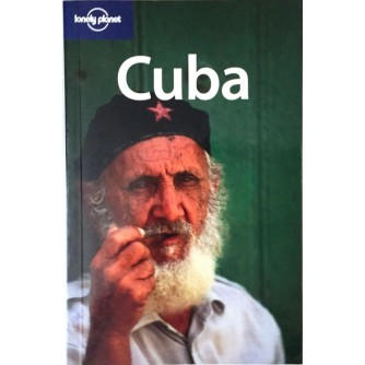 BRENDAN SAINSBURY : CUBA : LONELY PLANET TURISTIČKI VODIČ