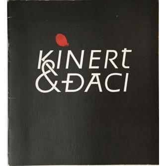 KINERT & ĐACI KATALOG IZLOŽBE 1986.